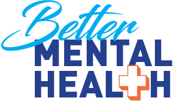 better mental health light background